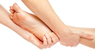 Foot Reflexology At Cuba Goa