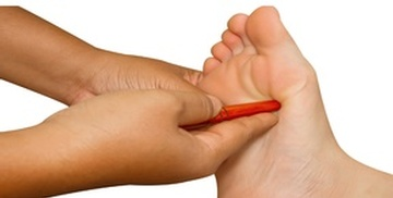 Thai Foot Reflexology At Cuba Goa