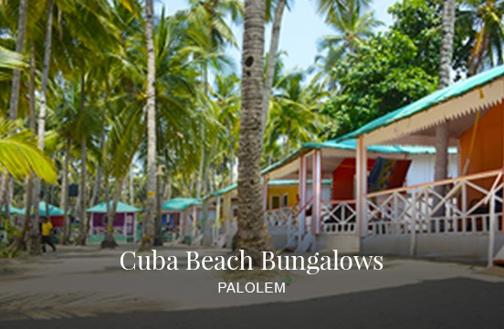 Palolem Beach Bungalows