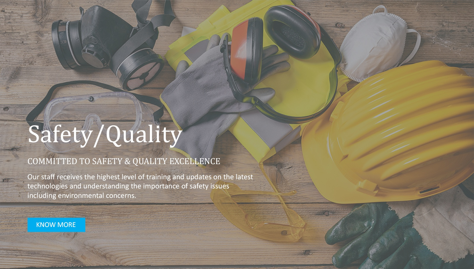 Safety Quality Home