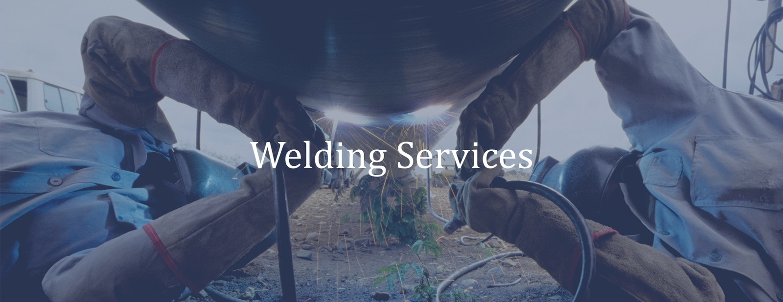 Welding Services In Stony Plain