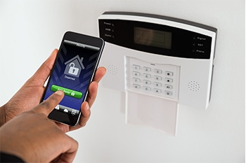 Intrusion Alarm Systems by Sky Security Ltd.-Commercial Security Systems Burnaby
