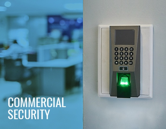 Commercial Security System Installation Maple Ridge by Sky Security Ltd.