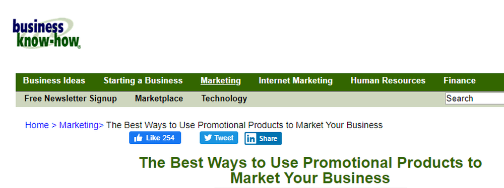 Blog by Products and Promotion