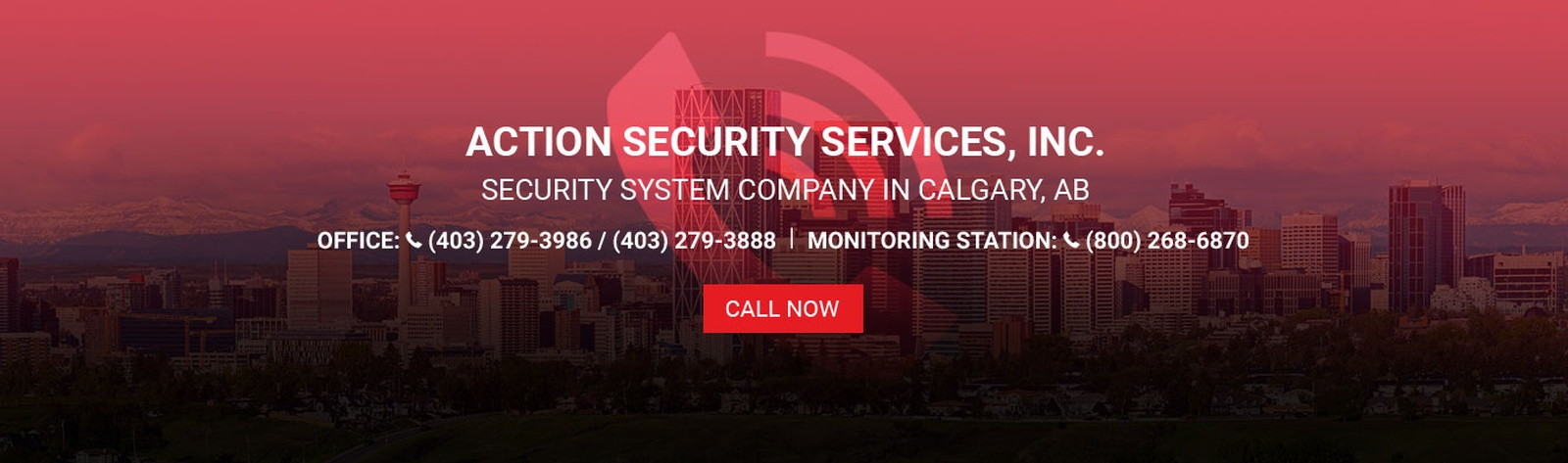 Security System Company Calgary