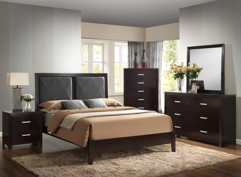 In Style Furniture Gallery | Products | Bedroom | Sam ...