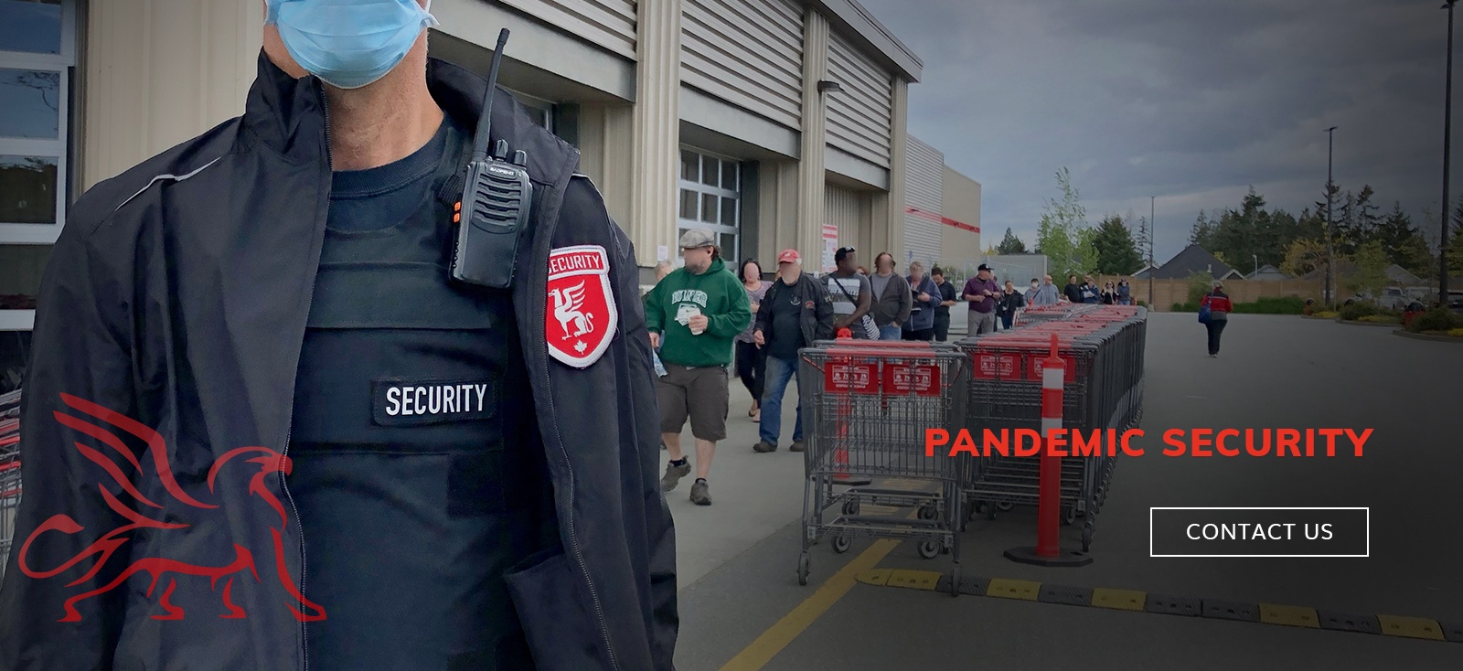 Pandemic Security Vancouver by JTFSecurity Group
