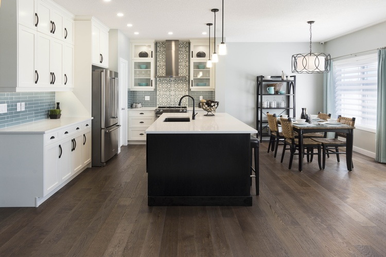 Luxury Vinyl Flooring Calgary