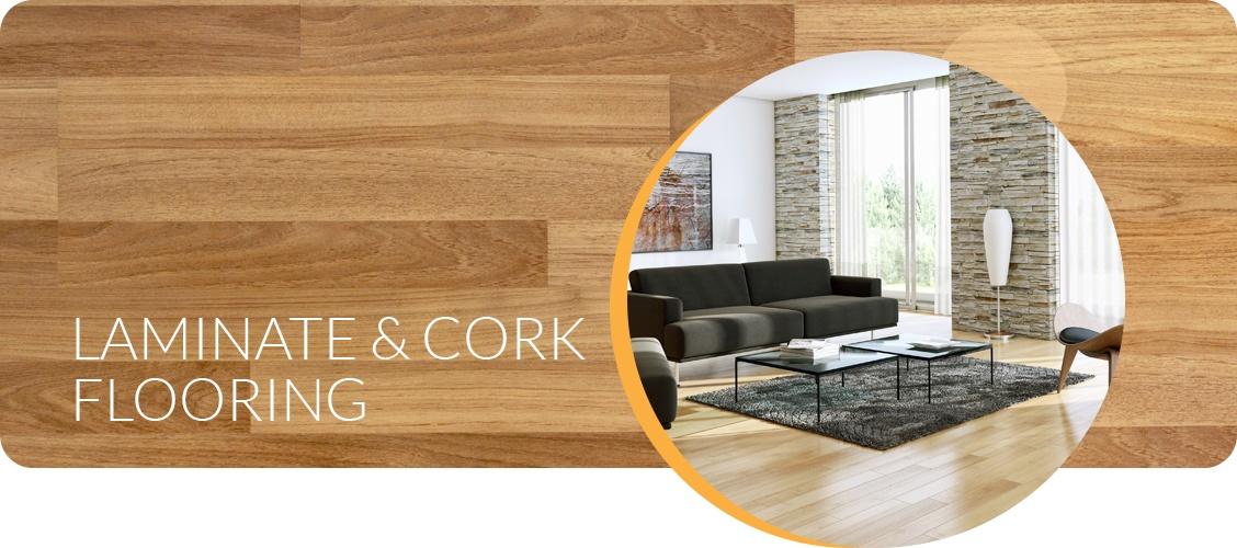Laminate Cork Flooring Calgary Airdrie Cochrane Bragg