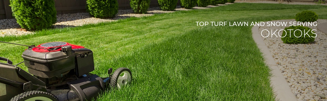 Commercial Lawn Maintenance Calgary