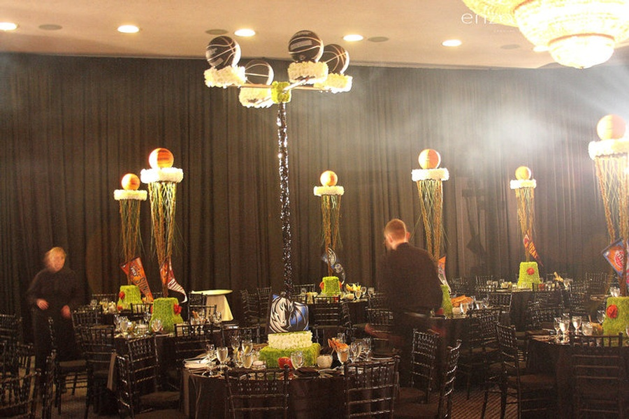 Corporate Event Decor Brampton by Enzo Mercuri Designs Inc.