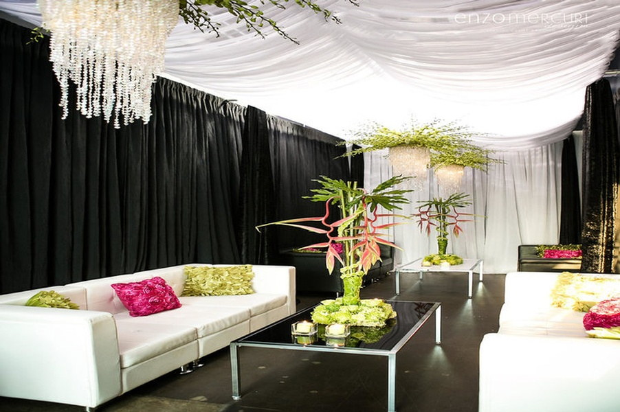 Corporate Event Speciality Draping Brampton by Enzo Mercuri Designs Inc.