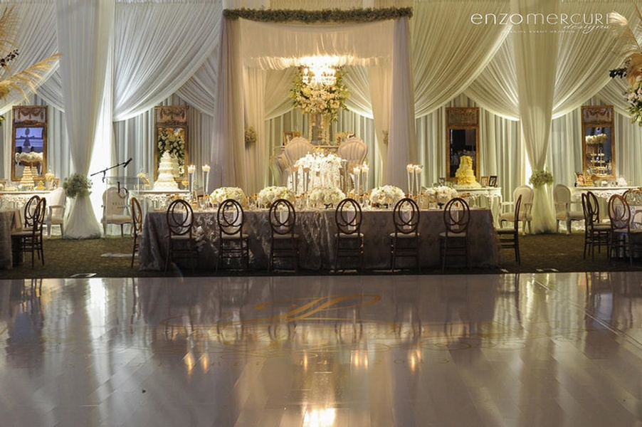 Event Draping by  Enzo Mercuri Designs Inc. - Event Decor Company North York