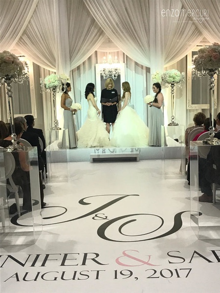 Wedding Draping by Enzo Mercuri Designs Inc. - Event Decor Company North York