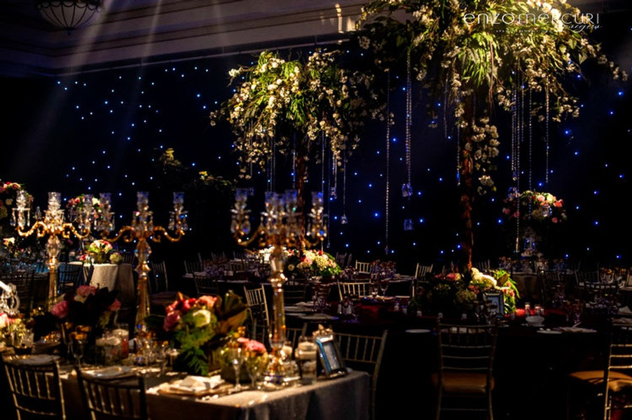 Floral Decoration by Enzo Mercuri Designs Inc. - Event Decor Company North York