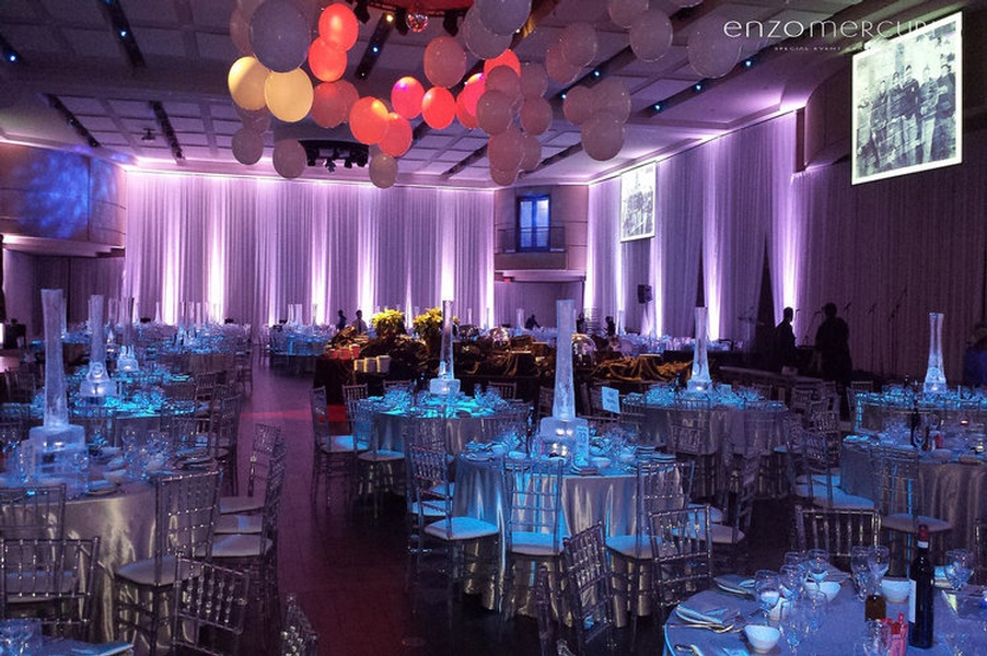Wedding Reception Decorations Vaughan by Enzo Mercuri Designs Inc.