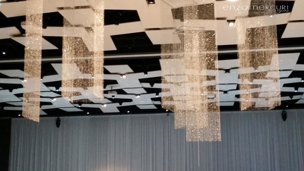 Ceiling Decorations by Enzo Mercuri Designs Inc. - Event Decor Company North York