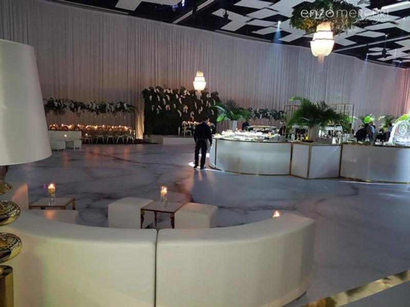 Wedding Reception Decorations Milton by Enzo Mercuri Designs Inc.