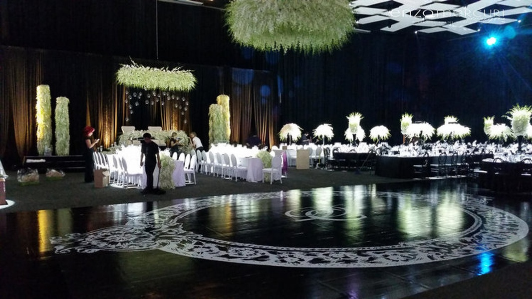 Wedding Reception Decorations North York by Enzo Mercuri Designs Inc.