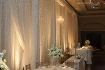 Wedding Reception Decoration by Enzo Mercuri Designs Inc.