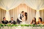 Wedding Reception Decoration Mississauga by Enzo Mercuri Designs Inc.
