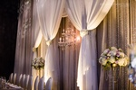 Wedding Backdrop and Drapery by Enzo Mercuri Designs Inc.