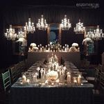 Wedding Reception Decorations St. Catharines by Enzo Mercuri Designs Inc.