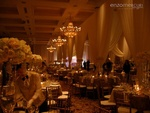 Wedding Reception Drapery by Enzo Mercuri Designs Inc. - Event Decor Company North York
