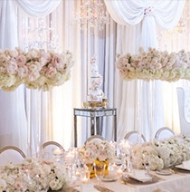Wedding Reception Toronto by Enzo Mercuri Designs Inc