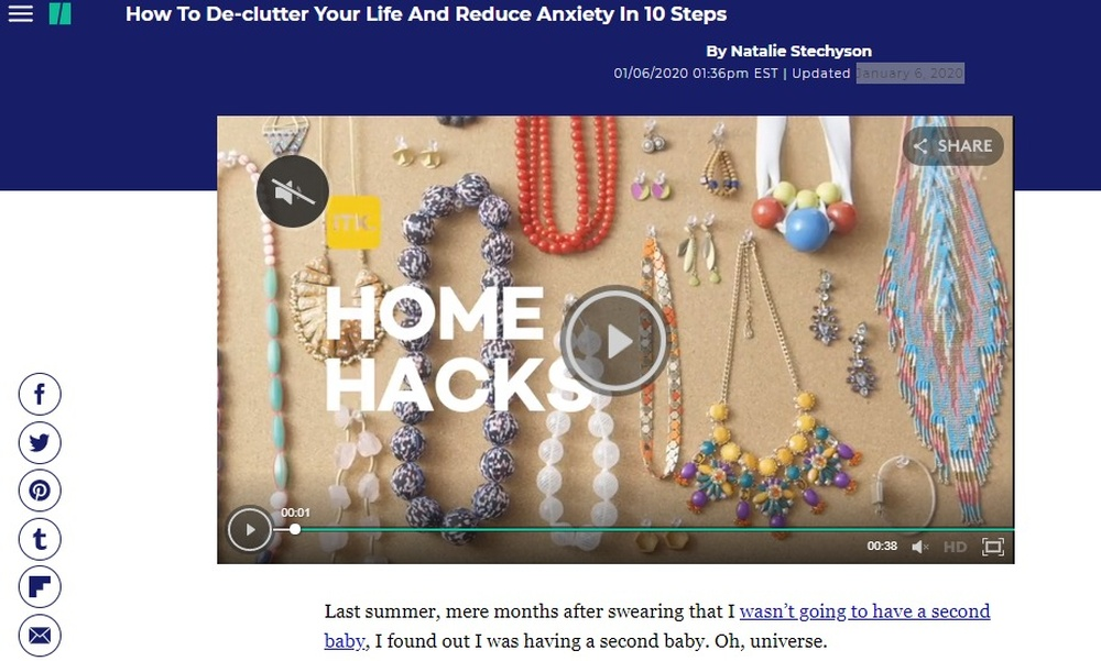 How To De-clutter Your Life And Reduce Anxiety In 10 Steps   HuffPost Canada Parents.jpg