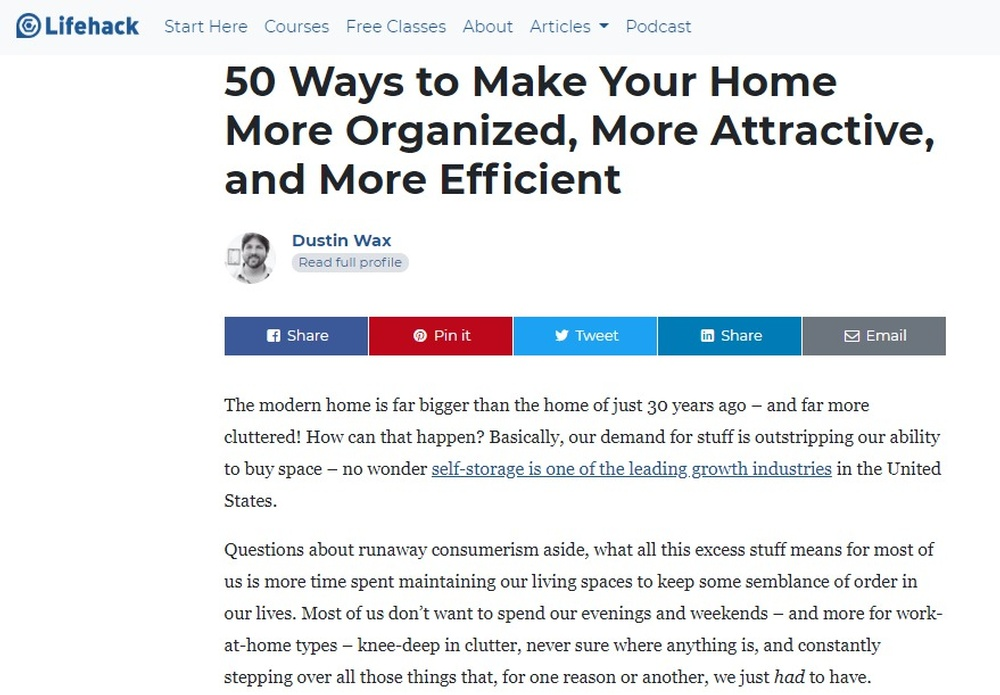 50 Ways to Make Your Home More Organized  More Attractive  and More Efficient.jpg