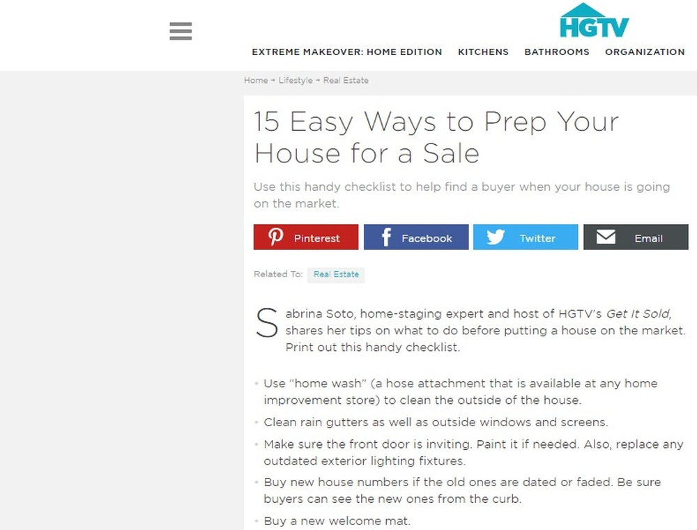 15 Easy Ways to Prep Your House for a Sale   HGTV.jpg