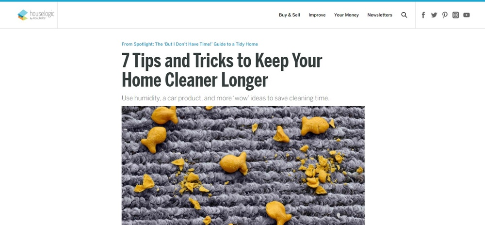 Spring Cleaning Tips for Your Home   Cleaning Your House.jpg