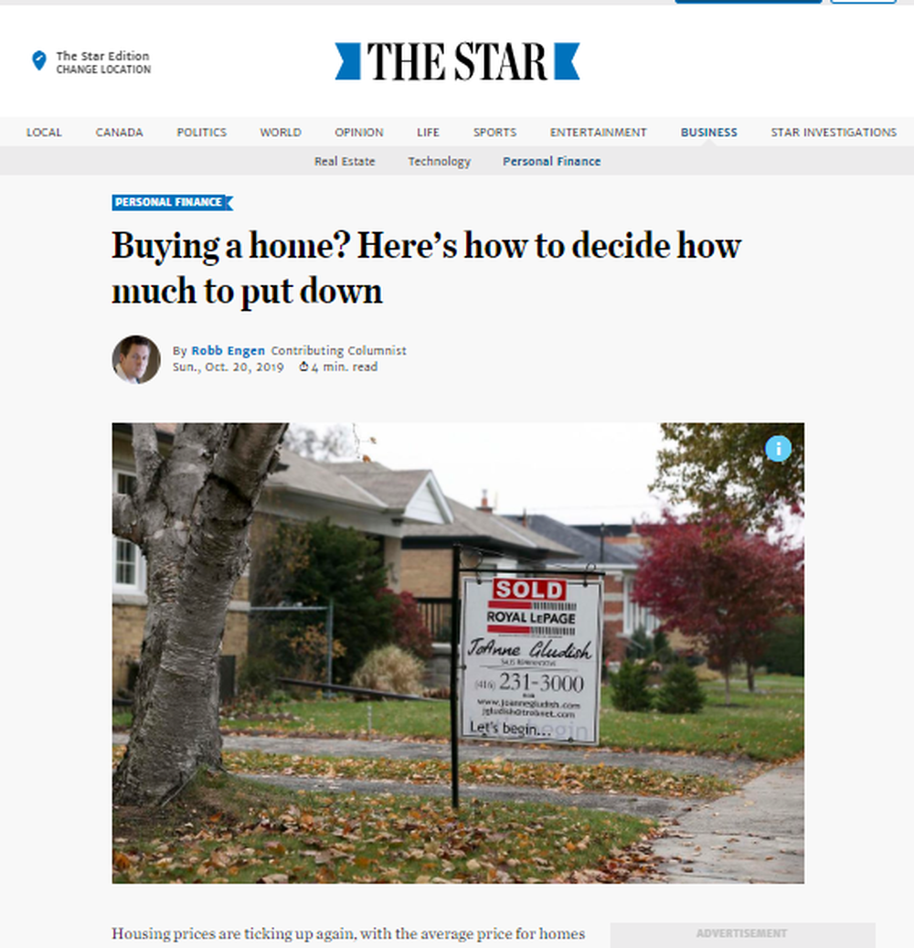 Buying a home  Here's how to decide how much to put down   The Star (2).png