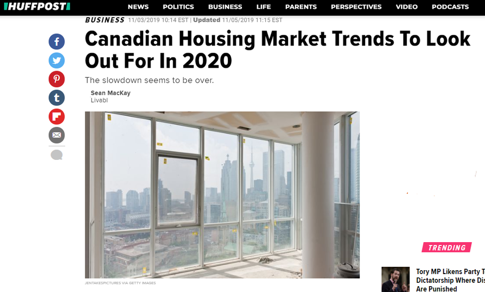 Canadian Housing Market Trends To Look Out For In 2020   HuffPost Canada.png