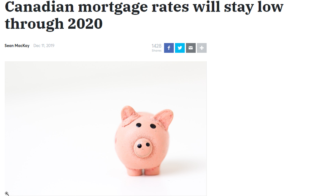 Canadian mortgage rates will stay low through 2020.png