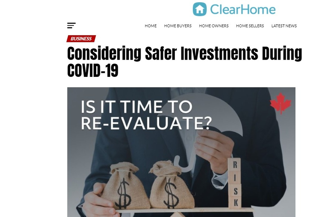 Considering Safer Investments During COVID-19 - ClearHome.jpg
