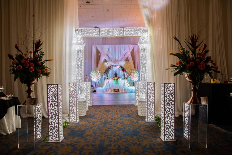 Wedding Decoration Mississauga ON by OMG DECOR