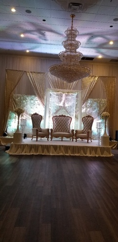 Modern Wedding Decorations Mississauga by OMG DECOR