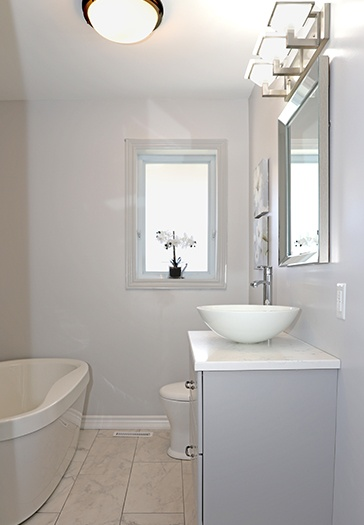 Bathroom Renovations Burlington
