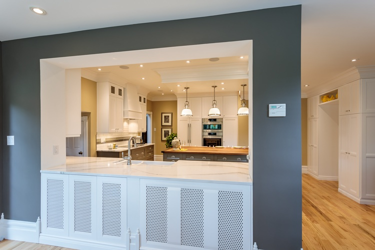Luxury Kitchen Interior Design Kanata by BEAULIEU DESIGN
