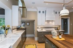 Contemporary Kitchen Interior Design Ottawa by BEAULIEU DESIGN