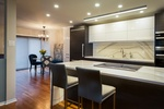 Modern Kitchen Interior Design Westboro by BEAULIEU DESIGN