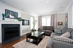 Modern Living Room Interiors by BEAULIEU DESIGN - Interior Design Company Ottawa