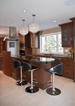 Transitional Style Kitchen Interior Design Nepean by BEAULIEU DESIGN