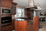 Transitional Style Kitchen Interior Design Ottawa by BEAULIEU DESIGN