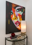 Painting on a Wall - Residential Interior Design Toronto by BEAULIEU DESIGN