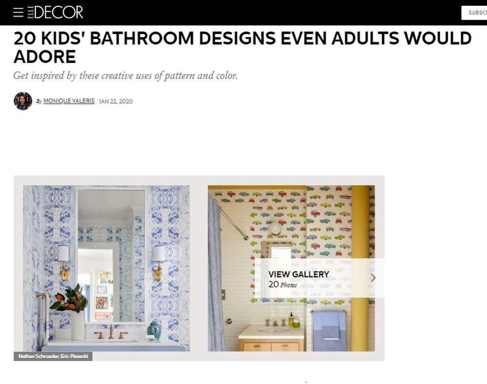 20  Creative Kids  Bathroom Ideas - Best Kids Bathroom Photos