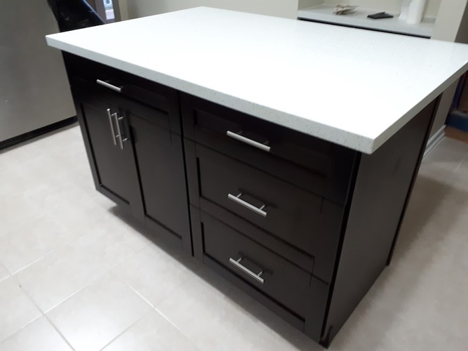 Cabinet Countertop - Kitchen Renovation Services Ajax by PCMINC