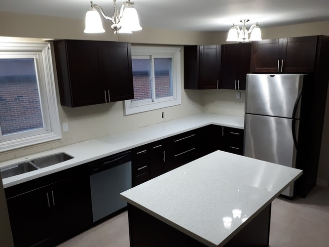 Modular Kitchen Interiors - Kitchen Renovation Services Oshawa by PCMINC